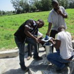 The Water Project : 44-kenya4525-pump-installation