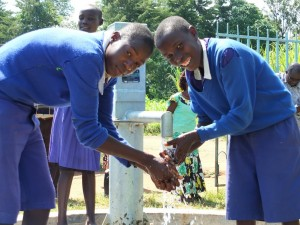 The Water Project : 49-kenya4523-handing-over