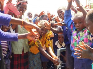 The Water Project : 53-kenya4523-handing-over