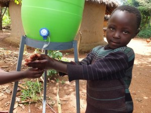 The Water Project : 58-kenya4522-handwashing-stations