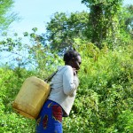 The Water Project : 6-kenya4463-fetching-water