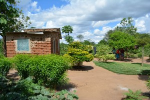 The Water Project : 6-kenya4466-angelas-house