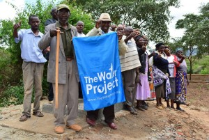 The Water Project : 6-kenya4481-finished-well-2