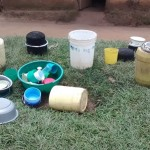 The Water Project : 7-kenya4565-water-containers