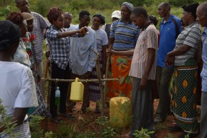 The Water Project : 9-kenya4461-training