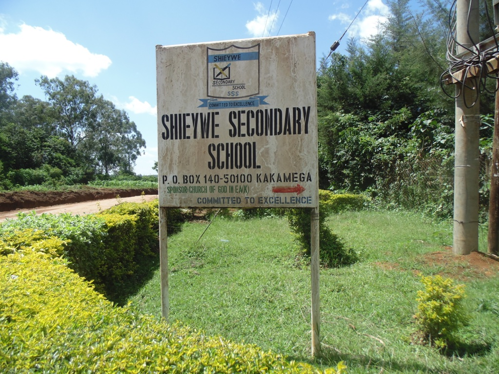 The Water Project : 1-kenya4614-school-sign