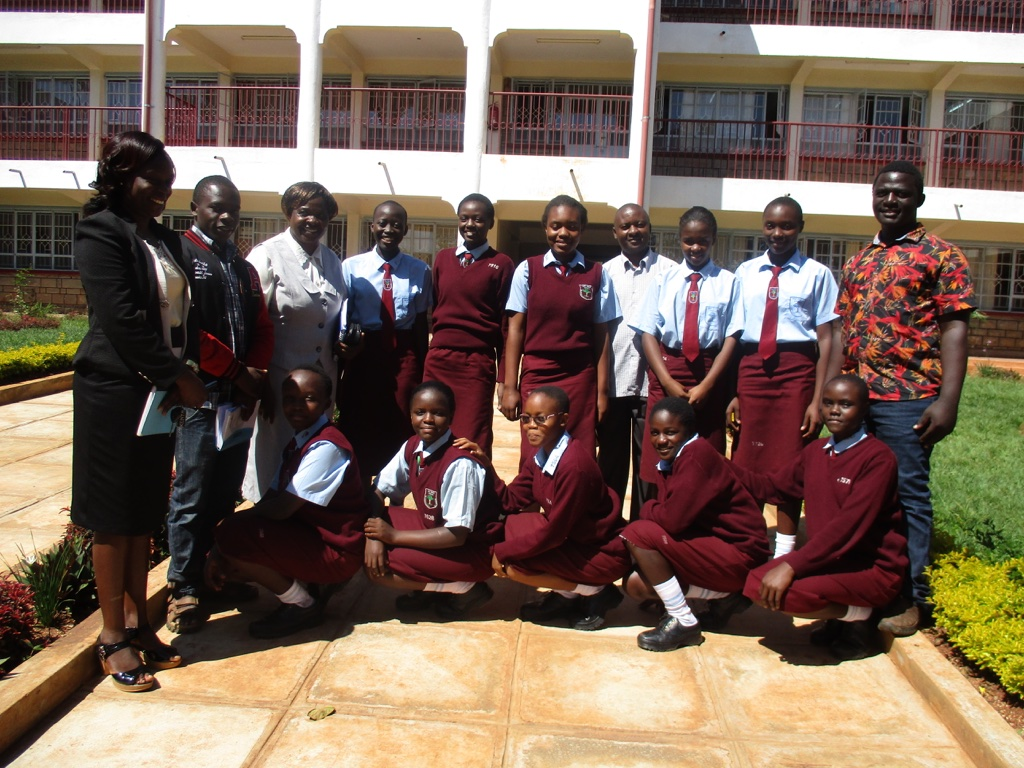 The Water Project : 1-kenya4616-students