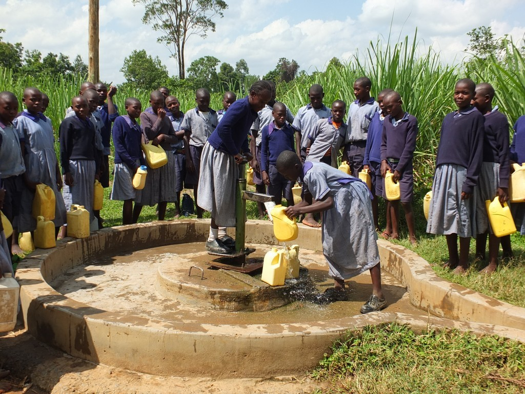 The Water Project : 10-kenya4533-water-source