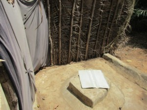 The Water Project : 10-sierraleone5084-latrine