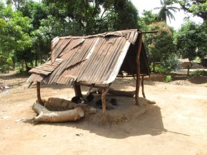 The Water Project : 10-sierraleone5089-kitchen