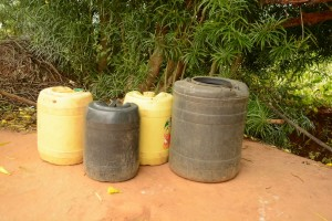 The Water Project : 11-kenya4465-water-containers