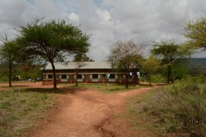 The Water Project : 11-kenya4501-school-grounds