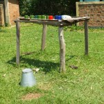 The Water Project : 12-kenya4532-dish-rack