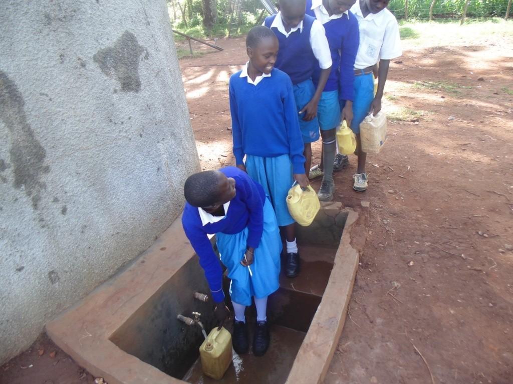 Photo of St. Theresa's Musaa Primary School
