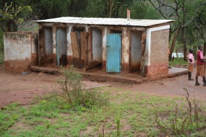 The Water Project : 13-kenya4502-boys-latrines