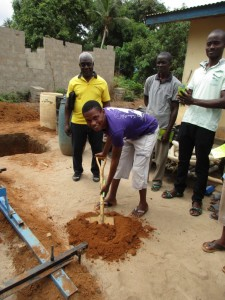 The Water Project : 13-sierraleone5086-breaking-ground