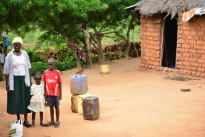 The Water Project : 14-kenya4465-household
