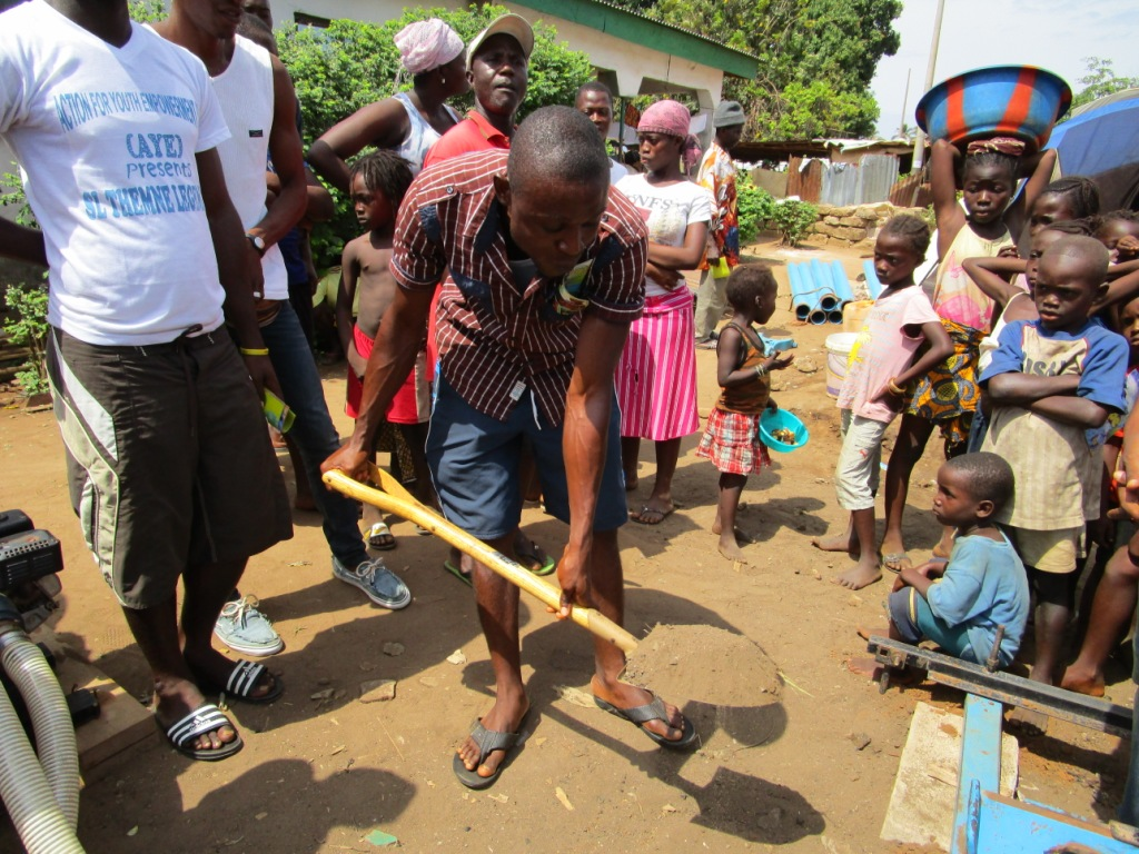 The Water Project : 14-sierraleone5085-breaking-ground