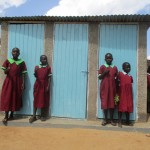 The Water Project : 15-kenya4606-complete-latrines
