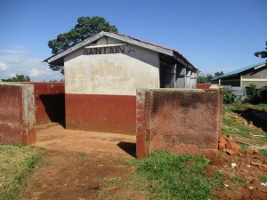 The Water Project : 16-kenya4616-latrines