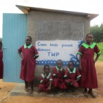 The Water Project : 17-kenya4606-complete-latrines