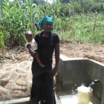 The Water Project: Emasera Community, Wetai Spring -