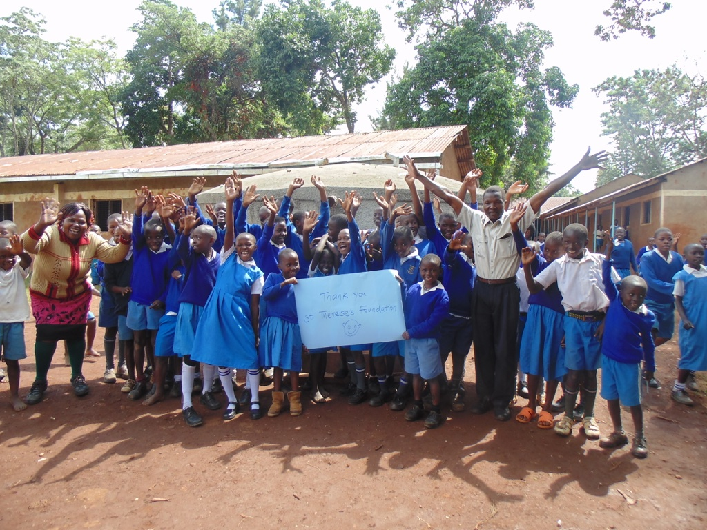The Water Project : 18-kenya4605-dedication