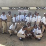 The Water Project : 2-kenya4615-students