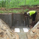 The Water Project : 21-kenya4567-protected-spring