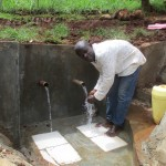 The Water Project : 23-kenya4567-protected-spring