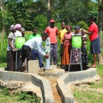 The Water Project: Matsakha B Well Rehabilitation Project -