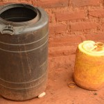 The Water Project : 3-kenya4468-water-containers