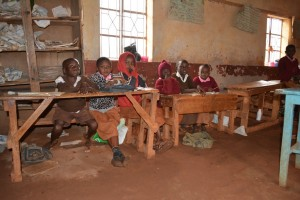 The Water Project : 3-kenya4502-classroom