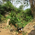 The Water Project : 3-sierraleone5086-fetching-water