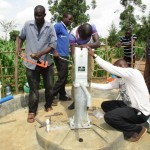 The Water Project: Sharambatsa Well Rehabilitation Project -