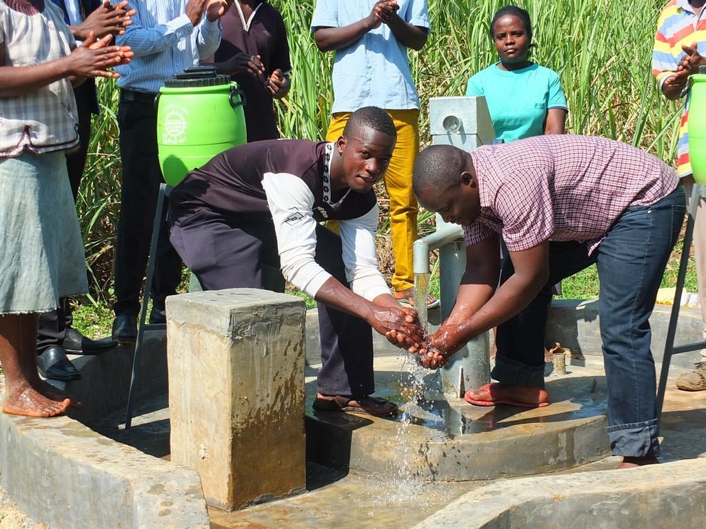 Photo of Matsakha A Community Well Rehabilitation Project