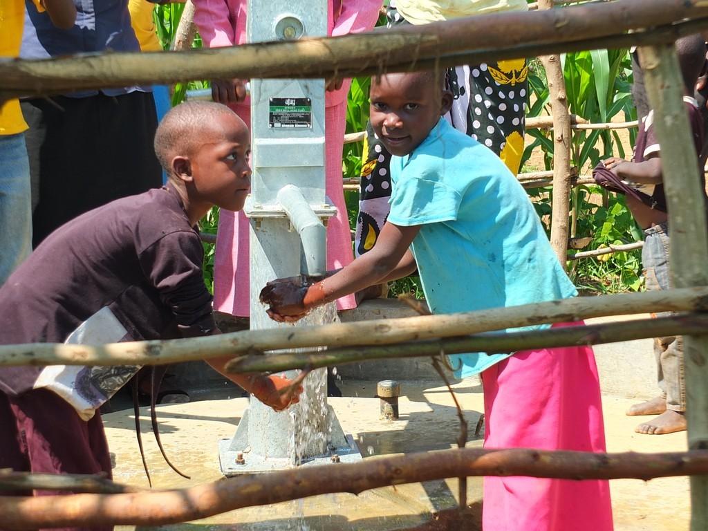 Photo of Sharambatsa Well Rehabilitation Project