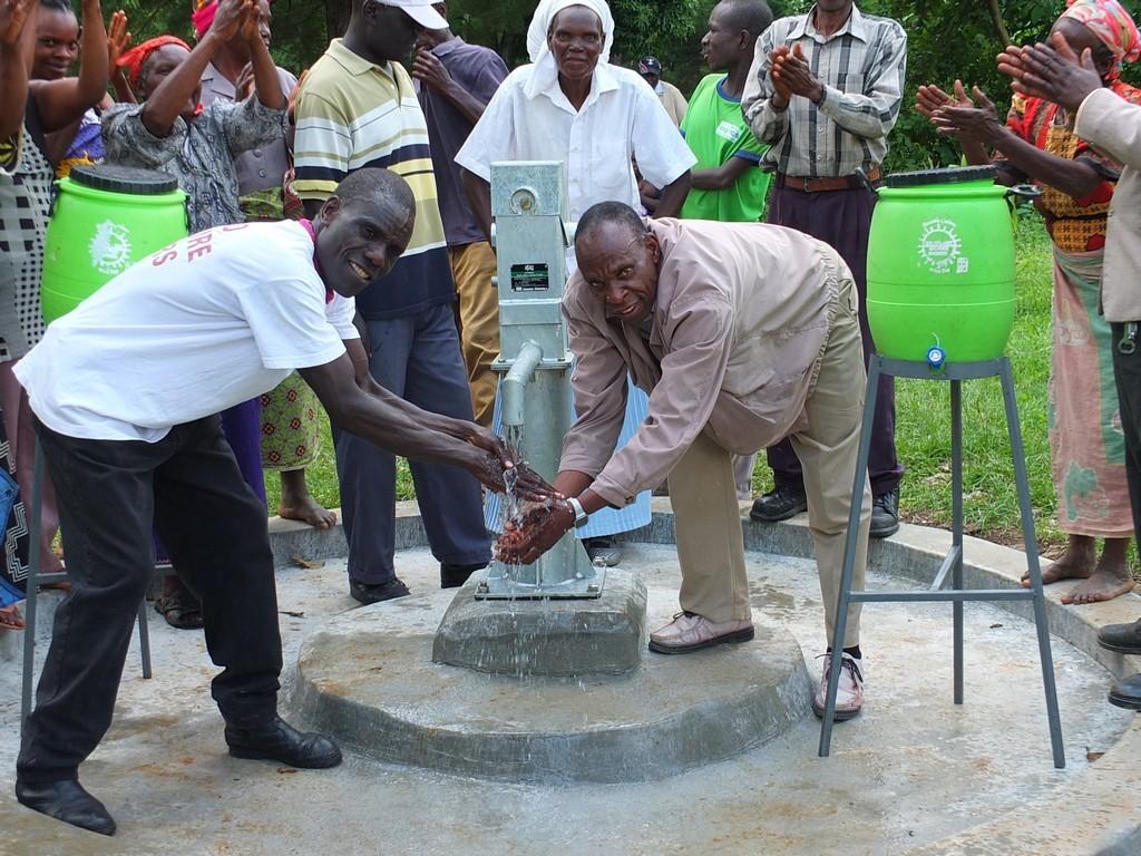 Photo of Chebwai B Community Well Rehabilitation Project