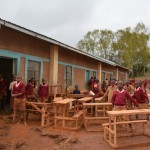 The Water Project: Maiani Primary School -  Students