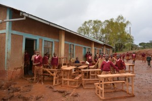 The Water Project : 6-kenya4502-students
