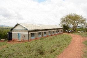 The Water Project : 7-kenya4501-girls-dorm
