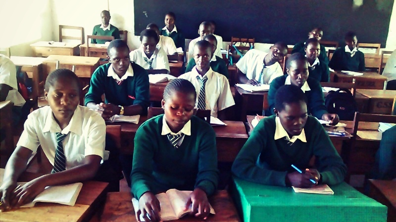 The Water Project : 7-kenya4612-students-edit