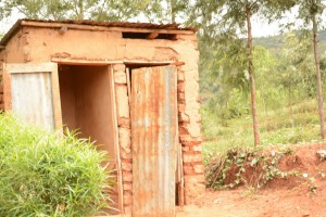 The Water Project : 9-kenya4468-latrine