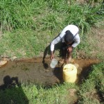 The Water Project : 1-kenya4578-unprotected-spring