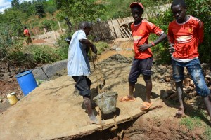 The Water Project : 10-kenya4489-construction