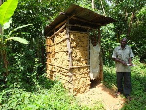 The Water Project : 13-kenya4535-latrine