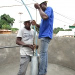 The Water Project: #27 Government Hospital Road New Well Project -