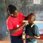 The Water Project : 16-kenya4532-younger-class-training
