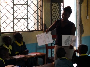 The Water Project : 18-kenya4532-older-class-training