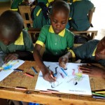The Water Project : 2-kenya4532-younger-class-training